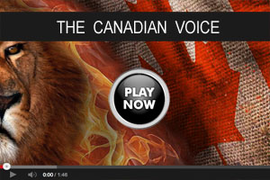 CanadianVoice video