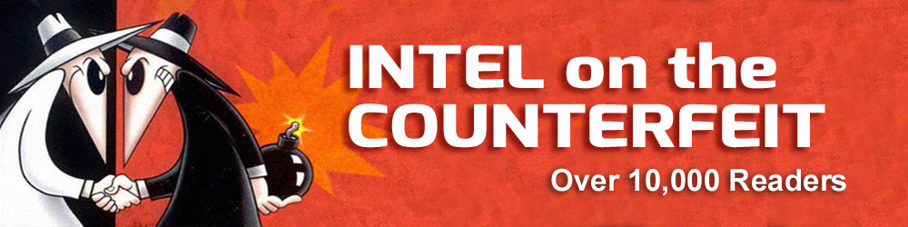 Counterfeit Intel Header